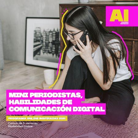 Mini Periodistas | Habilidades de Comunicación Digital