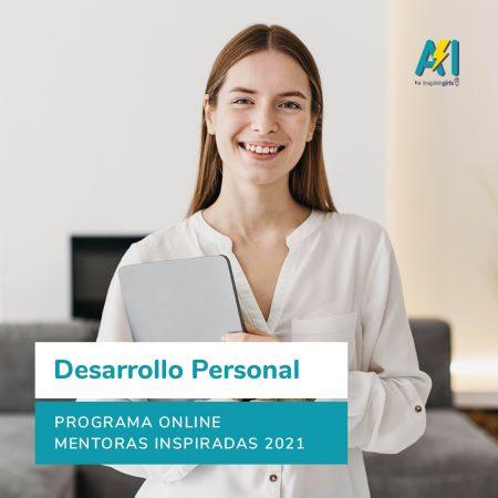 Mentoras Inspiradas I Desarrollo Personal 2021