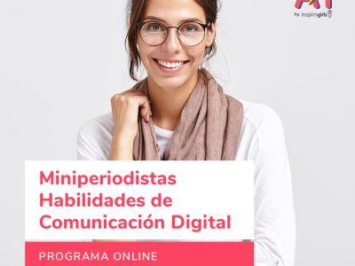 Mentoras Inspiradas – Mini periodistas I Habilidades de Comunicación Digital